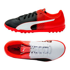 PUMA Junior EvoSpeed 5.5 TT Futsal Cleats Football Shoes Youth Red 103630-03