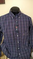 Chaps Men's Casual/Dress L/S Plaid Shirt NWT Must See! Various Sizes