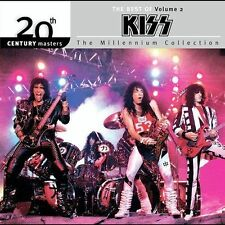 20th Century Masters - The Millennium Collection: The Best of Kiss, Vol. 2 by...