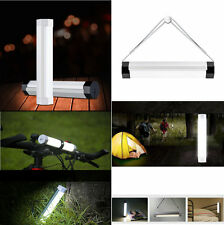 Rechargeable Magnetic LED Flashligh 4 Modes Brightness SOS Light Torch Camping
