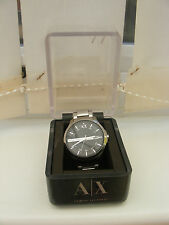 Armani Exchange - Large  AX2103 Genuine Men's Designer Watch Serviced Steel