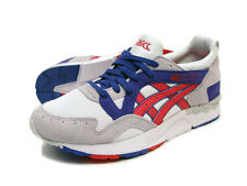 ASICS Gel Lyte V 5 Sz 10.5 White Fairy Red Purple Grey H400N-0123 Ronnie Fieg