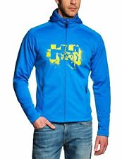 Helly Hansen 51600_519-L Graphic Fleece Hoodie - Mens  L- Choose SZ/Color.
