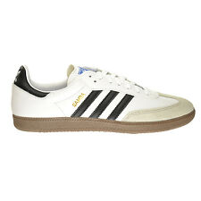 Adidas Samba Men's Shoes White/Black/Gum g17102