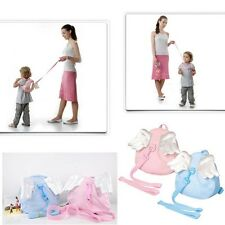 Toddler Baby Kid Angel Keeper Walking Safety Harness Backpack Leash Strap Bag