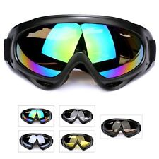 Outdoor Motorcycle Cycling Glasses UV Protection Goggles Bike Safety Goggles