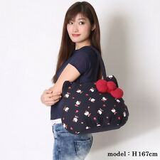 Hello Kitty x Freak Paradise Tote Bag Handbag Shoulder Purse Sanrio Japan T6001