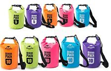 Fashion New 5L 10L 20L Dry bag Camping Sailing Kayaking Canoeing Dry Sack