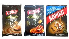KOPIKO STRONG RICH Coffee Cappuccino & Classic & Sugar Free Super Candy 108 g