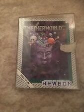 Retro ZX Sinclair Spectrum 48K 128K Game - Netherworld