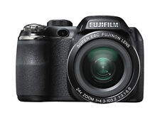 Fujifilm FinePix S Series S4400 14.0 MP Digital Camera - Black