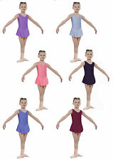 DANCE WEAR JUNIOR LEOTARD TAPPERS & POINTERS AGE 2 – 10 YEARS ( ISTD & NATD )