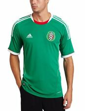 Adidas Mexico Soccer Green Away Jersey V12653