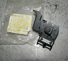 BOSCH Switch 2607200365 power tool spare part replacement on off trigger
