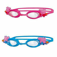Zoggs Peppa Pig or George Swimming Goggles Age 0-6 Years