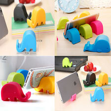 Elephant Phone Holder Universal Coloful Stands CellPhone Holder