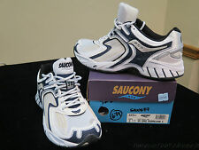 MEN'S SAUCONY 3D GRID HURRICANE 5 ATHLETIC SHOES | BRAND NEW IN BOX | MUST SEE |