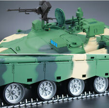 Heng Long 1/16 Scale China ZTZ 99 RC Tank Customized Ver Sound & Smog 3899