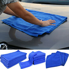 Soft Microfiber Cleaning Towel Cloth Car Auto Wash Dry Clean Polish Kitchen Use