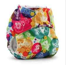 NEW - Limited Edition Print Rumparooz One Size pocket cloth diaper
