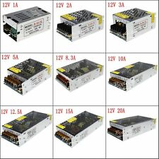 12VRegulated Switching Power Supply LED Driver Transformer Voltage For Led Strip