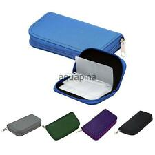 22 Slots SD/CF/XD Memory Card Storage Pouch Case Holder Wallet Superior Quality