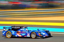 Alpine A4508-Nissan no36 24Hours of Le Mans 2015 print by Andy Evans Photos