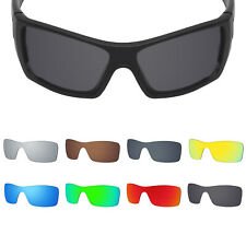 3 Pairs POLARIZED Replacement Lenses for-Oakley Batwolf Sunglasses - Multi-COLOR