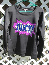 NEW LADIES JUICY COUTURE SWEATSHIRT PICK SIZE/COLOR/STYLE