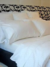 NEW 1200TC EGYPTIAN COTTON SHEET SET , QUEEN SIZE ,FLAT , FITTED , PILLOWCASES ,