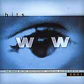 WOW 2001 by Various Artists (CD, Oct-2000, 2 Discs, Sparrow Records)
