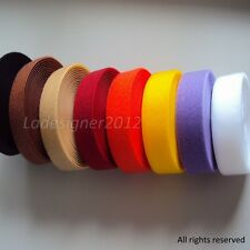 1 inch 10 yards Sew on a type of velcro Hook and Loop Fastener Tape
