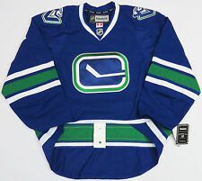 Vancouver Canucks Authentic Third Reebok Edge 2.0 7287 Hockey Jersey