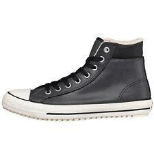 NEW Converse Mens CT All Star Converse Boots Hi Padded Collar Winter Lined Black