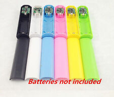 2600mAh 18650 For All Phone Bank Case Kit Power Charger USB Box Battery