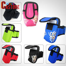 Outdoor Cycling Sports Running Gym Phone Arm Band bag wrist Pouch Key bag Wallet