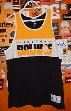 Men's Mitchell & Ness Boston Bruins - Home Stand Tank Top {Clearance} MSRP $40