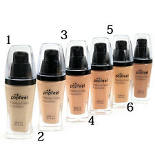 Flawless finish Foundation SPF15 face Studio fix fluid liquid Foundation Hot