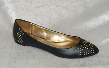 Arizona Womens Shoes Flats poppy stud detail slip on man made size 10 NEW
