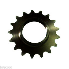 Pinion Fixed 18 Teeth Black Bike BMX track FIXED-GEAR BICYCLE pista single-speed