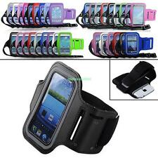 Sports Running Armband Arm Strap Pouch Case Cover For Samsung Galaxy Cell Phones