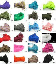 Free shipping 300ft Paracord Rope 7 strand Parachute Cord Survival Climbing