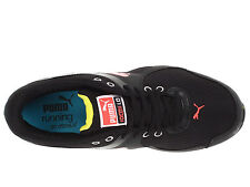 PUMA Women Cell Riaze Cross-Training Shoes 186229 Black/Peach/Yellow Sz 9 - new