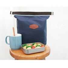 Waterproof Thermal Cooler Insulated Lunch Boxs Portable Tote Storager Picnic Bag