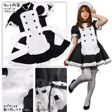Gothic Lolita Punk dress Cosplay Costume Custom made-Free shipping