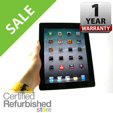 Apple iPad 2 16GB Wi-Fi Tablet in Black or White | One-Year Warranty Included