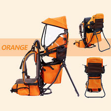 Comfortable Child Toddler Backpack Carrier Baby Adjustable Back Chair Waterproof