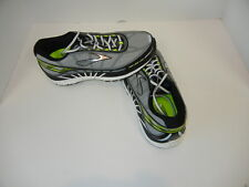 Brooks Men's Dyad 8 Running Shoes Silver/Green/Black New in the Box!!