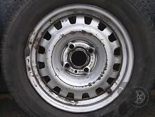 "Vauxhall Astra Corsa Merive 4 stud 15"" STEEL SPARE WHEEL  AND TYRE few options"