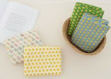 """Cotton Double Gauze Fabric Muslin Baby by the Yard Korean wide 55""""_rubber duck"""